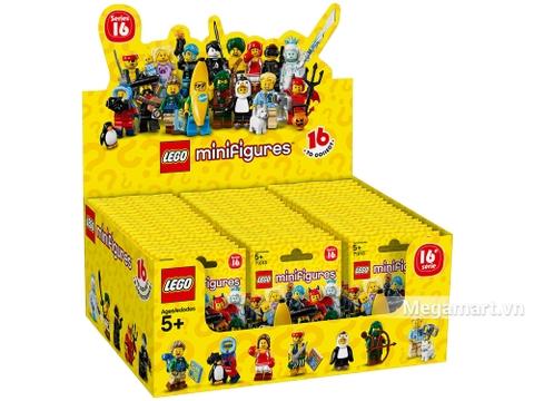 Chi tiết bộ  Lego Minifigures 71013 - Nhân vật Lego số 16