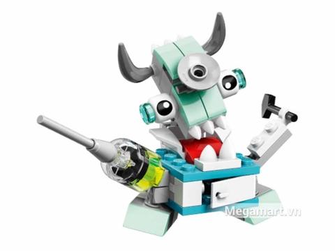 Các mô hình ấn tượng trong bộ Lego Mixels 41569 - Bác sĩ phẫu thuật Surgeo
