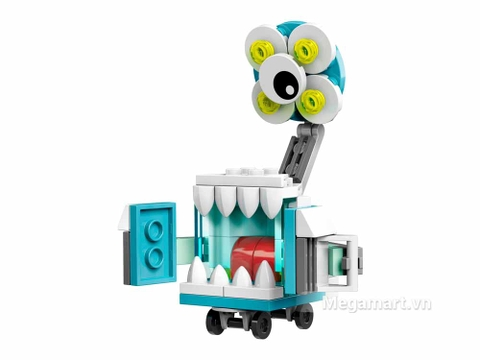 Các mô hình ấn tượng trong bộ Lego Mixels 41570 - Đèn chiếu di động Skrubz