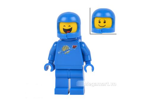 Lego Movie 70818 - Giường hai tầng - đội trưởng biệt đội săn ma