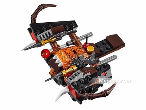 Lego Nexo Knights 70318 - Xe tấn công quỷ dữ - mô hình xe độc đáo