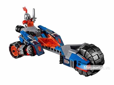 Lego Nexo Knights 70319 - Chùy sấm sét của Macy - Macy Bot chiến đấu
