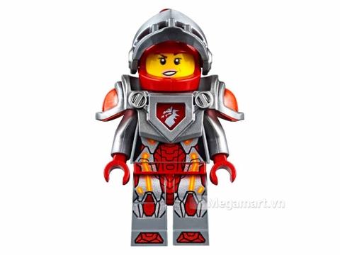 Lego Nexo Knights 70319 - Chùy sấm sét của Macy - nhân vật Macy