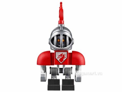 Lego Nexo Knights 70319 - Chùy sấm sét của Macy - Macy Bot