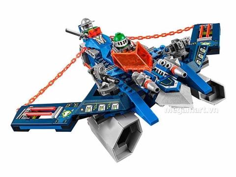 Lego Nexo Knights 70320 - Cỗ máy bắn cung của Aaron đầy sức mạnh