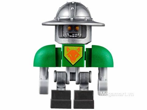 Lego Nexo Knights 70320 - Cỗ máy bắn cung của Aaron - Aaron Bot