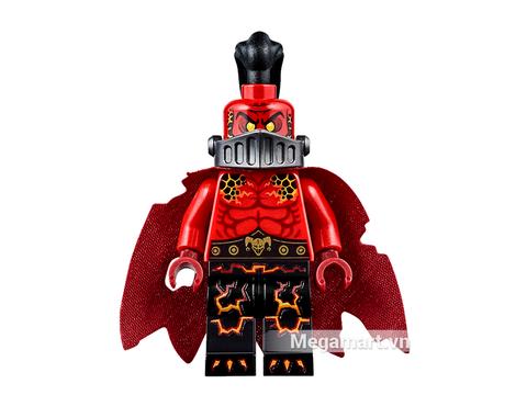Lego Nexo Knights 70321 - Cỗ máy hủy diệt của quỷ nham thạch - Quỷ Magmar