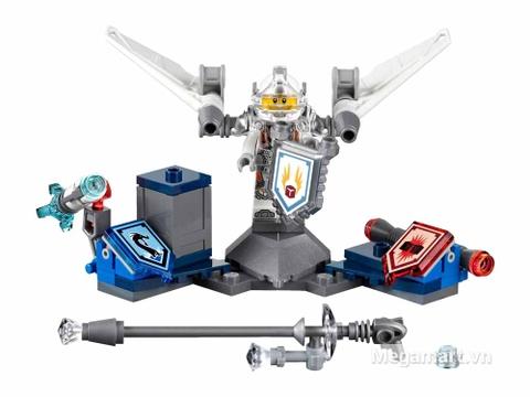 Lego Nexo Knights 70337 - Hiệp sĩ Lance đầy sức mạnh