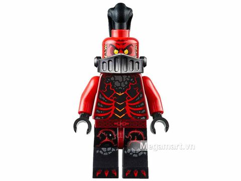 Lego Nexo Knights 70338 - Quỷ mắc ma - mô hình minifigure