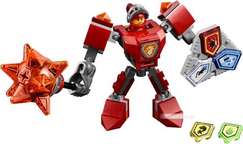 Lego Nexo Knights 70363 - Chiến giáp  Macy cải thiện đột phá