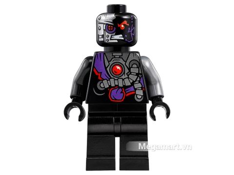 Lego Ninjago 70588 - Cỗ xe Titan của Ninja - tên địch hung dữ