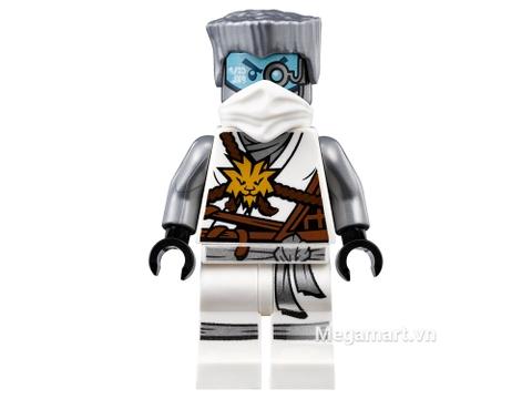 Lego Ninjago 70588 - Cỗ xe Titan của Ninja - nhân vật ninja quả cảm