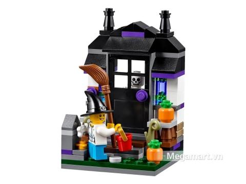 Đồ chơi Lego Seasonal 40122 - Cho kẹo hay bị ghẹo