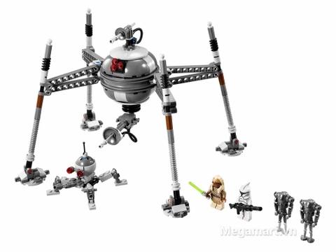 Mô hình Lego Star Wars 75016 - Ro Bốt Nhện sinh động