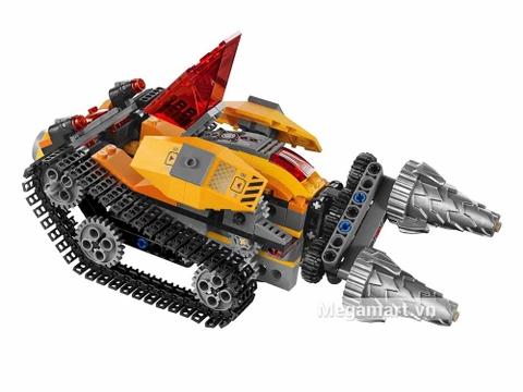 Lego Ultra Agents 70168 - Máy khoan kim cương - Cỗ xe mạnh mẽ