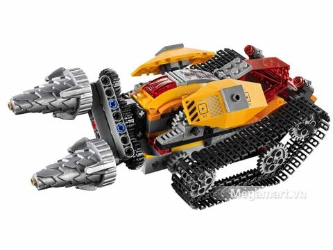 Lego Ultra Agents 70168 - Máy khoan kim cương - Mô hình hoàn thiện