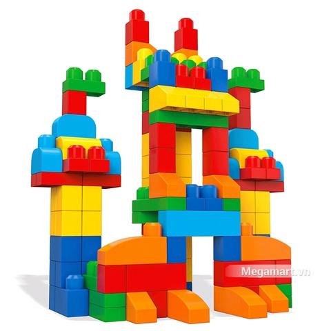 Các mô hình ấn tượng trong bộ Mega Bloks Xếp khối nâng cao túi lớn (150 khối)