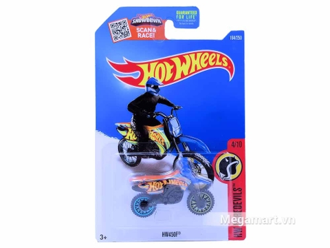 Vỏ hộp Hot Wheels HW450F
