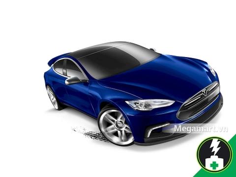 Ảnh sản phẩm Hot Wheels Tesla Model S