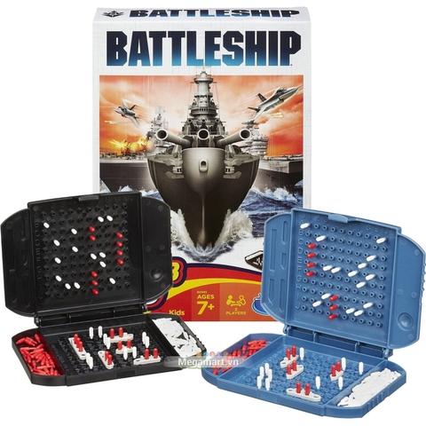 Các mô hình ấn tượng trong bộ Hasbro Gaming Trò chơi bắn tàu