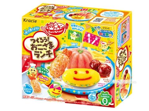 Popin Cookin Cơm trưa - đồ chơi nấu ăn Nhật Bản
