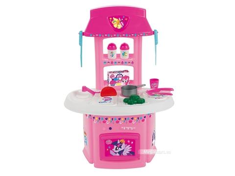 Hình ảnh vỏ hộp bộ Ecoiffier Vào bếp cùng Pony