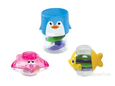 Munchkin Thác nước cánh cụt - 3 người bạn mới
