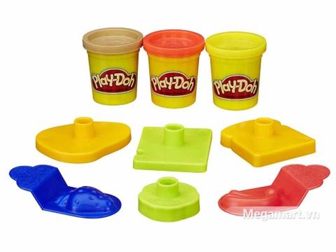 Play-Doh 23412 - Bữa tiệc Picnic mini - bé vui chơi sáng tạo, năng động