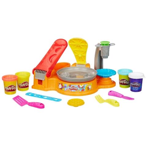 Play-Doh B3249 - Bữa sáng vui vẻ - Thiết kế ấn tượng