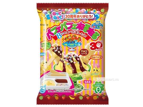 Popin Cookin Bánh chấm socola và kem ly - đồ chơi nấu ăn Nhật Bản