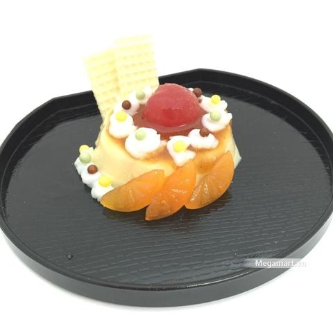 Popin Cookin bánh pudding xoài - đồ chơi nấu ăn Nhật Bản