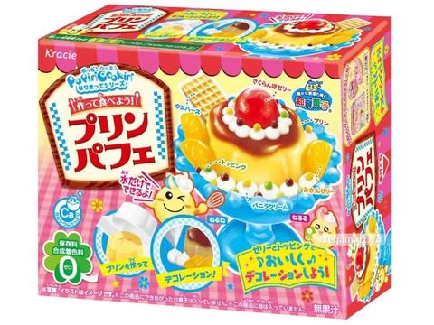 Popin Cookin bánh pudding xoài - Hình ảnh vỏ hộp sản phẩm