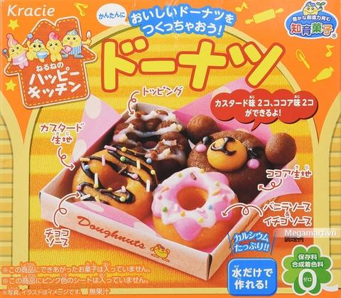 Popin Cookin làm Donut - đồ chơi nấu ăn Nhật Bản
