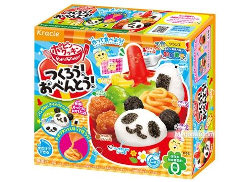 Popin Cookin làm hộp cơm Bento - đồ chơi nấu ăn Nhật Bản