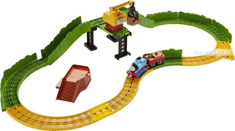 Thiết kế ấn tượng của Thomas and Friends Bộ đường rây bốc xếp hàng