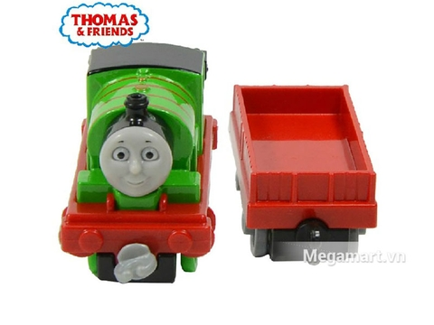 Thomas & Friend Bộ đường ray Percy đưa thư - đầu tàu Percy