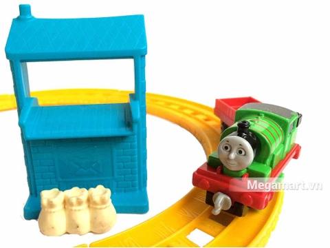 Thomas & Friend Bộ đường ray Percy đưa thư - người bạn thân thiện