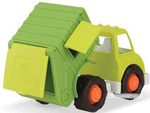 Thiết kế độ đáo của chiếc xe Battat Xe môi trường