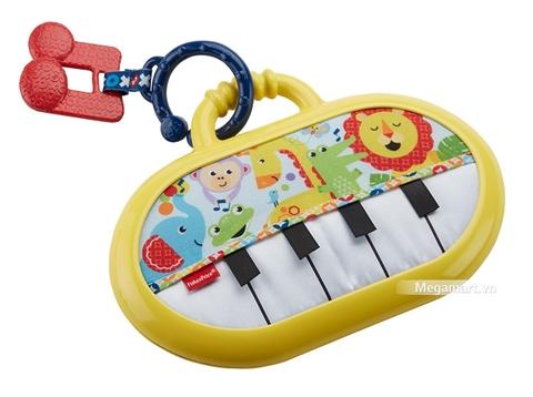 Fisher Price Đàn Piano vui nhộn giúp kích thích giác quan của trẻ nhỏ