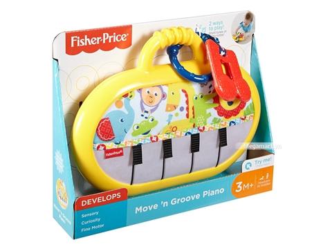 Hình ảnh thực tế của sản phẩm Fisher Price Đàn Piano vui nhộn