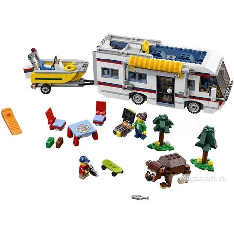 Lego Creator 31052 - Kỳ nghỉ đáng nhớ - Hình ảnh