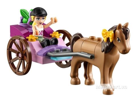 Các mô hình có trong Lego Juniors 10726 - Cỗ xe ngựa của Stephanie