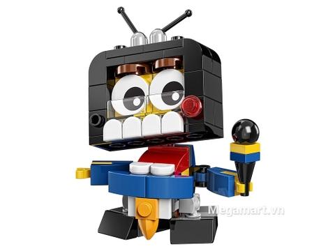 Các mô hình ấn tượng trong bộ Lego Mixels 41578 - Phóng viên Screeno