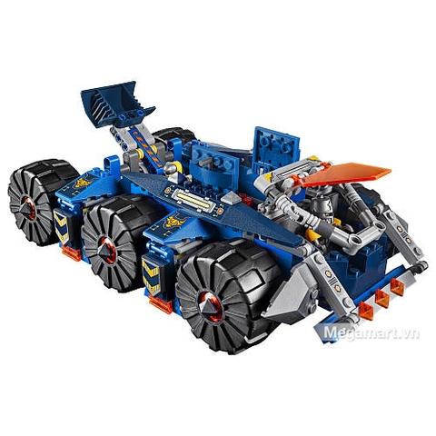 Chi tiết trong bộ xếp hình Lego Nexo Knights 70322 - Tháp canh di động của Axl