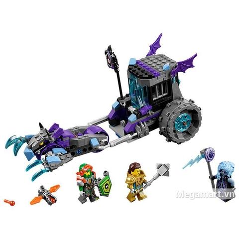 Lego Nexo Knights 70349 - Chiến xa của Ruina đẹp mắt