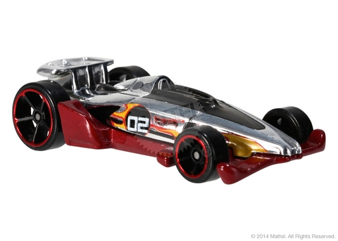 Mô hình xe Hot Wheels Carbide được nhiều bé yêu thích