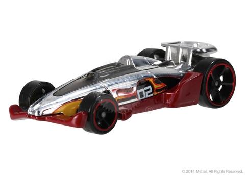 Phát triển kỹ năng cho bé với mô hình xe Hot Wheels Carbide