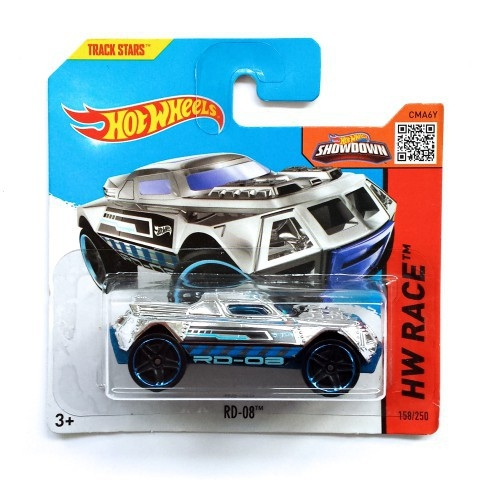 Hộp đựng mô hình xe Hot Wheels RD-08