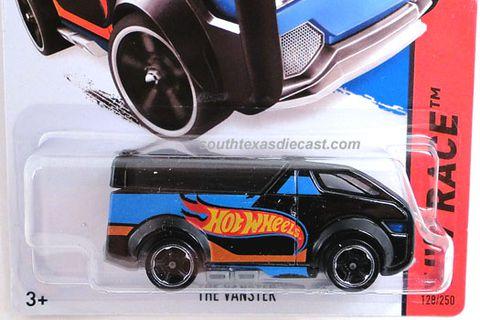 Mô hình xe Hot Wheels The Vanster tăng khả năng tư duy và sáng tạo cho bé