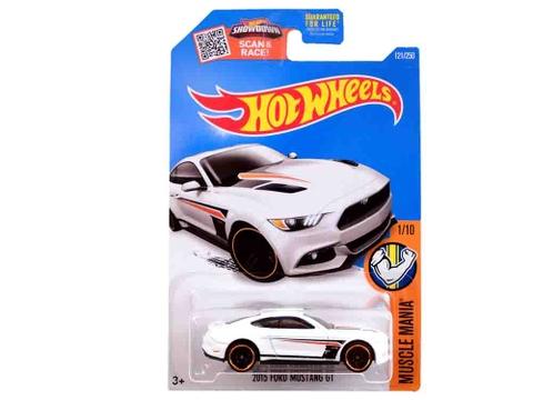Hot Wheels Xe cơ bản - đồ chơi ô tô của bé trai